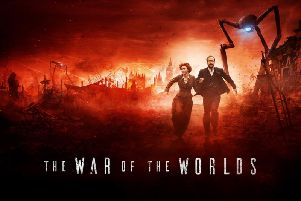 Fylde-based Realtime UK has worked with the BBC on its new three part adaptation of HG Wells' classic War of the Worlds