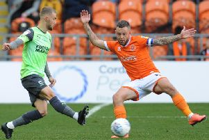 Jay Spearing says Blackpool have their fighting spirit back