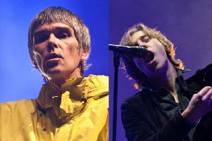 Ian Brown and Catfish and the Bottlemen