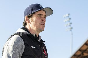 Everton fan and Fleetwood Town boss Joey Barton is looking forward to managing his side at Goodison Park.