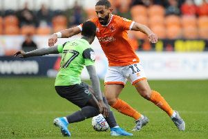 Liam Feeney had a loan spell with Ipswich while he was a Bolton player