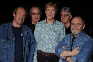 The Blues Band, who are performing in Lytham this week.