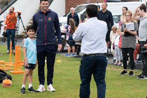 James Anderson paid a visit to Blackpool CC this summer but the whole Lancashire first XI will be in action at Stanley Park in 2020.