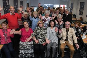 Friends of the Grand Theatre coffee morning