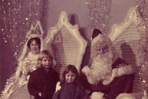 Back in the 1970s, I used to be thrilled when my Dad asked me to do the Christmas window display at the shop.