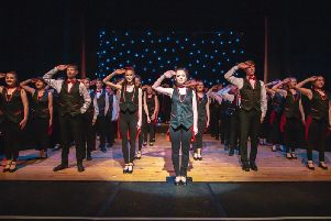 Night at the Musicals - Thornton Cleveleys Youth Theatre
