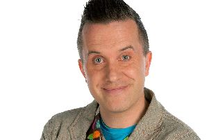 Mister Maker is supporting the Cancer Research UK for Children & Young People Star Awards.