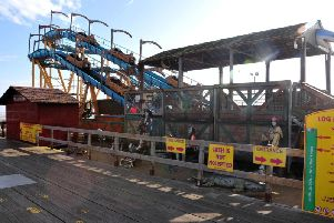 South Pier log flume must be axed after planning appeal is dismissed