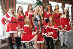 Miss Blackpool Christmas opening