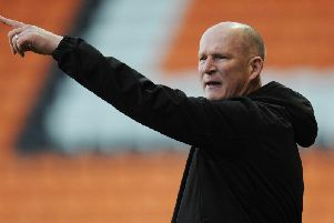 Simon Grayson faces Fleetwood Town for the first time today