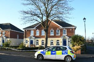 The woman was found in St Annes