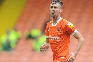 Ryan Hardie now has five goals in his last two games for Blackpool's reserve side