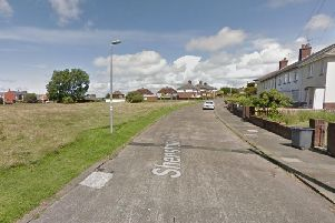 Police are investigating after a moped was set on fire in Shenstone Road, Blackpool at around 1.30am this morning (Friday, December 13). Pic: Google