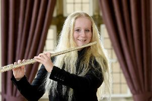Kirkham Grammar pupil Brioni Crowe has been accepted as first Flute player with the National Youth Orchestra and will be going on a two-week tour on Boxing Day