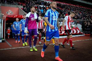 Jay Spearing helped dictate play from the middle of the park for the Seasiders