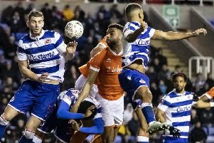Blackpool and Reading play again on Tuesday for the right to face Cardiff City or Carlisle United in the FA Cup fourth round