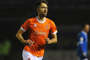 Hardie has made just 12 appearances for the Seasiders this season