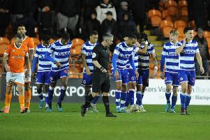 Reading will face either Cardiff City or Carlisle United in the fourth round of the FA Cup