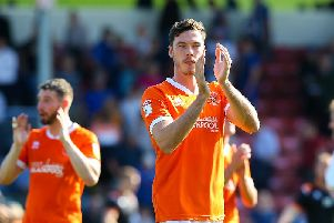 Heneghan has made 23 appearances for the Seasiders this season