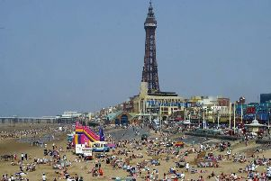 Blackpool Tower was part of a take over deal by First Leisure