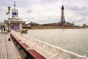 Blackpool is set to see a weekend filled with mostly sunshine, but it will be chillier as temperatures drop.