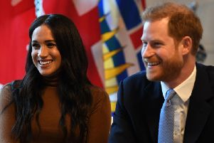 What are your views on the Harry and Meghan situation?