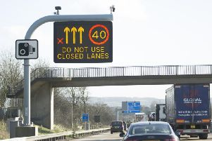 The AA says it is concerned for the safety of its staff on smart motorways