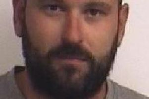 Daniel Harold Milburn (pictured) is described as being 5ft 9in tall, of medium to heavy build. (Credit: Lancashire Police)