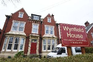 Wynfield House, on Newton Drive, Blackpool, has provided care for the profoundly deaf for 60 years.