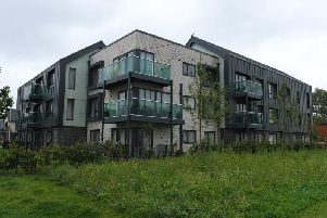 New council homes at Queens Park