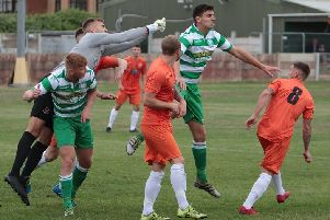 AFC Blackpool and Cleator Moor Celtic drew on Saturday