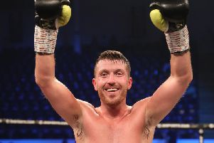Cardle is hoping for another shot at the British title