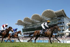 Newmarket stages a major meeting on Friday