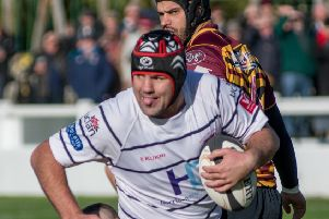 Preston Grasshoppers head coach Paul Arnold is looking forward to going back to his old club Fylde (photo: Mike Craig)