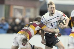 Fylde got the better of Preston Grasshoppers