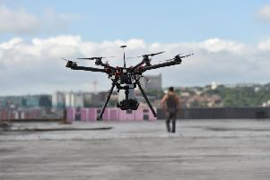 How do you rate the response to the drone at Gatwick Airport?