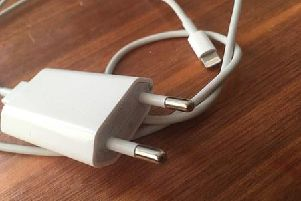 Chargers are the most popular item to be left behind by East Midlands travellers at UK B&Bs