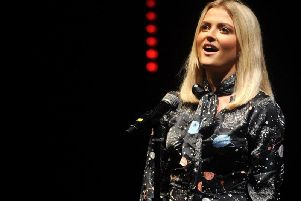 Coronation Street actress Lucy Fallon back at Blackpool's Grand Theatre