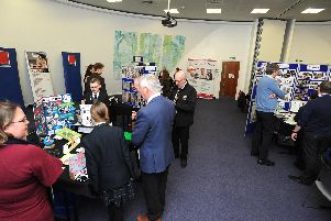 Pupils from schools across the Fylde coast are bidding to be crowned this year's STEM Champions