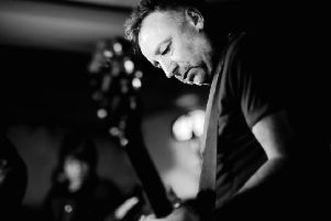Peter Hook and The Light.