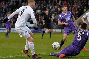 AFC Fylde have successfully negotiated another transfer window without losing talisman Danny Rowe