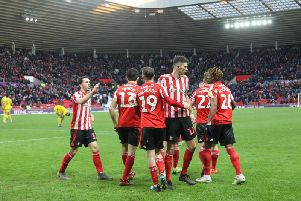 Sunderland haven't been beaten at home in the league this season