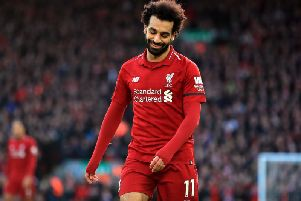 Could Mohamed Salah be set to leave Anfield