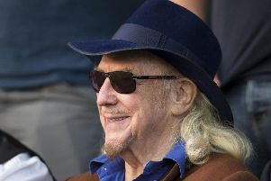 A file image of Blackpool FC owner Owen Oyston