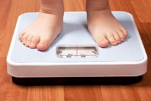 More children are obese when starting school