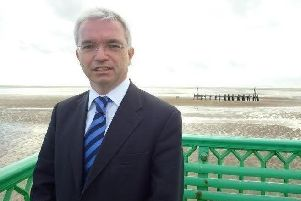 Conservative MP Mark Menzies has written to EFL chief executive Shaun Harvey
