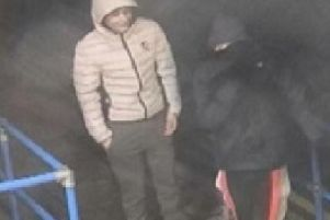 Police image of the suspects