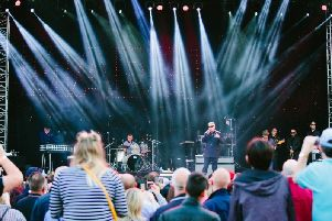 Madness at Scarborough Open Air Theatre in 2017