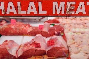 The row was sparked after the student made comments about halal meat in seminars at the University of central Lancashire
