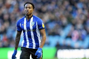 Sheffield Wednesday loanee Rolando Aarons